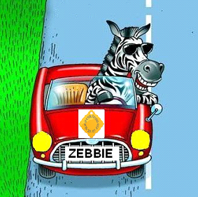 Zebbie and Decade of Road Safety